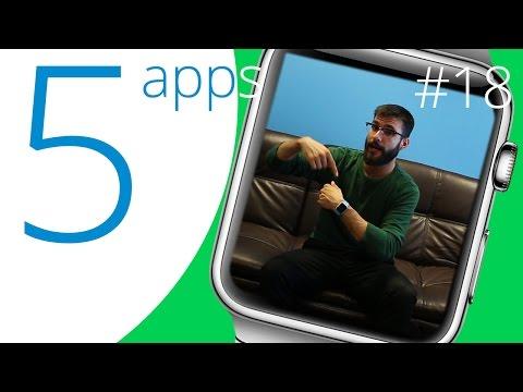 Apple Watch: Estas son las mejores apps para disfrutarlo