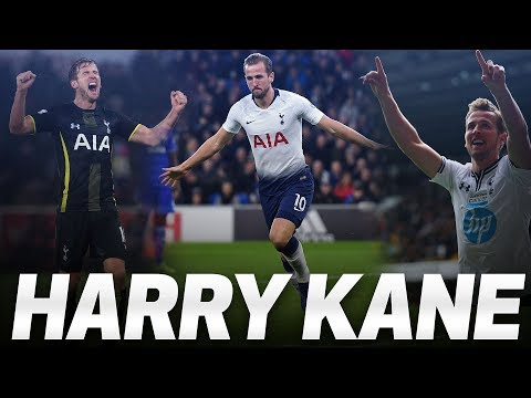 28 ⚽ HARRY KANE'S FIRST GOAL AGAINST EVERY PREMIER LEAGUE TEAM HE'S FACED!