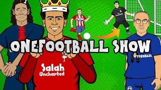 442oons ► Mo Salah SHAVES, David Brent + Man United vs PSG in the UCL ► Onefootball Show