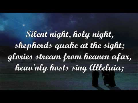 Silent Night, Holy Night (Joseph Mohr/trans. John Young)
