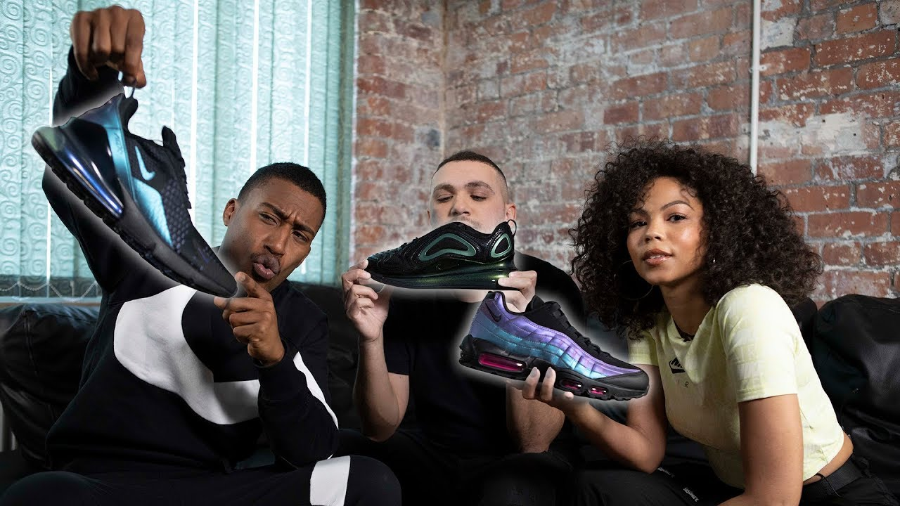 4d74e5b624 Unboxed: The Nike 'Throwback Future' Pack ft. Yung Filly, Joelah Noble and  Ediz + WIN the full pack. Footasylum