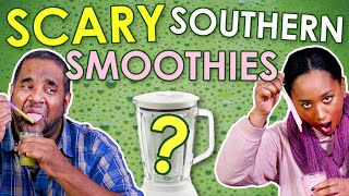 We Blend Southern Food Into Smoothies!
