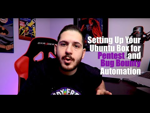 Setting Up Your Ubuntu Box for Pentest and Bug Bounty Automation