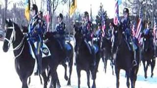Culver Black Horse Troop rider