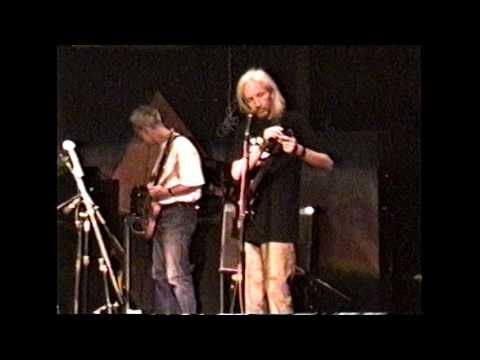 Gong (band) 10/18/1996 Philadelphia Pa Middle East Club Shapeshifter Tour '96 soundcheck