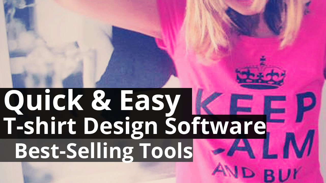 Design t shirt easy - Quick Easy Online T Shirt Design Software Website