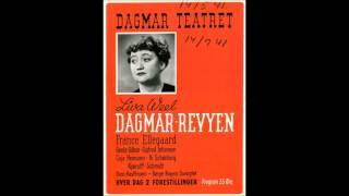 """""""I dit korte liv"""" Liva weel med Hans Kauffmann og Børge Rogers Swingtet 1941"""