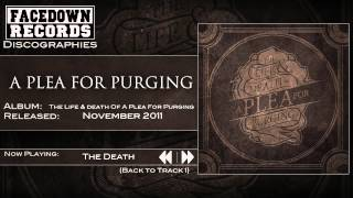 Watch A Plea For Purging The Death video