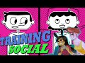 SOCIAL INTERACTION TRAINER 2 Girls 1 Quick Look: How to please a woman