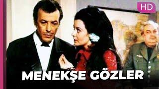 Menekşe Gözler | Sadri Alışık Fatma Girik Eski Türk Romantik Filmi | Full Film İzle