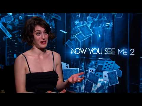 Now you see me 2 - Interview med Lizzy Caplan