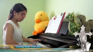 Chứng nhân Tình yêu, Piano Tina.ThaoTien