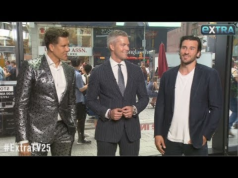 'Million Dollar Listing' Stars Steve Gold, Ryan Serhant & Fredrik Eklund Dish On Life With Kids