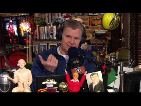 Dan Patrick Pays Tribute To Stuart Scott 01/05/2015