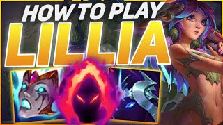 FUN OFF META PICKS: ĻILLIA MID   Build & Runes   How To Play Lillia Season 11   League of Legends