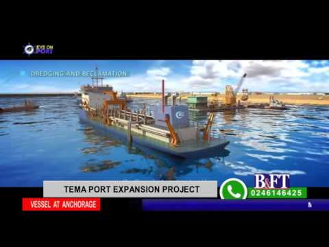 TEMA PORT EXPANSION PROJECT