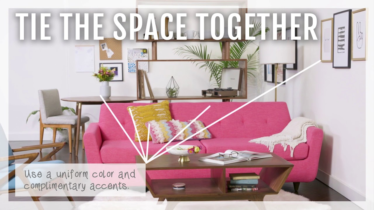 Big Living, Small Space   How To Make The Best Of A Studio Apartment