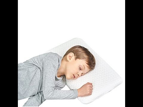 Breathable Memory Foam Pillow For Kids And Toddlers Review