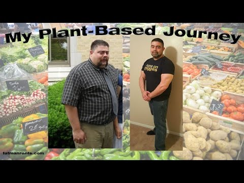 My Plant Based Transfomation