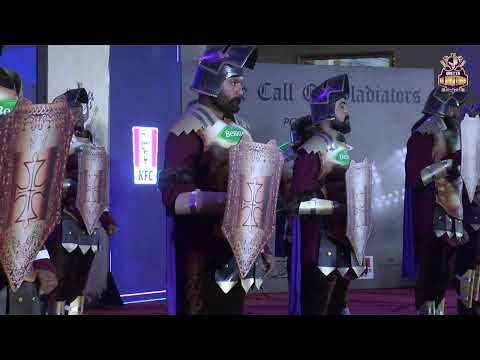 #GladiatorsCalling  | Quetta Gladiators Launch Event