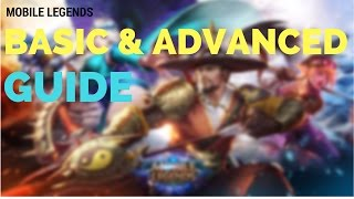 Basic & Advanced Guide on How to play Mobile Legends– Roles, Setting, BP Points, Rank, Advanced Mech