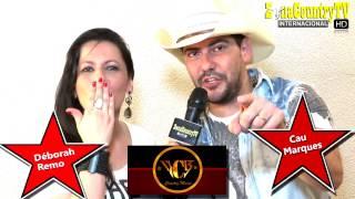 Baixar Cau Marques y Déborah Remo, cantantes de Villa Country Band