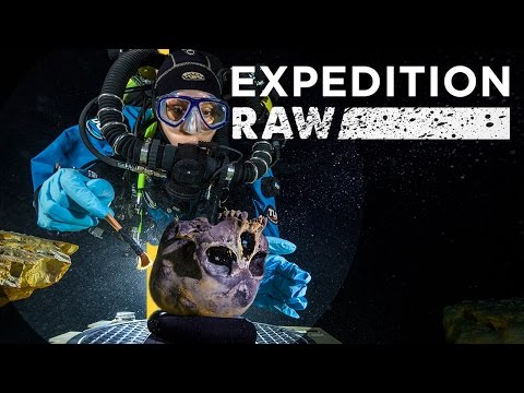 Giant Underwater Cave Was Hiding Oldest Human Skeleton in the Americas | Expedition Raw