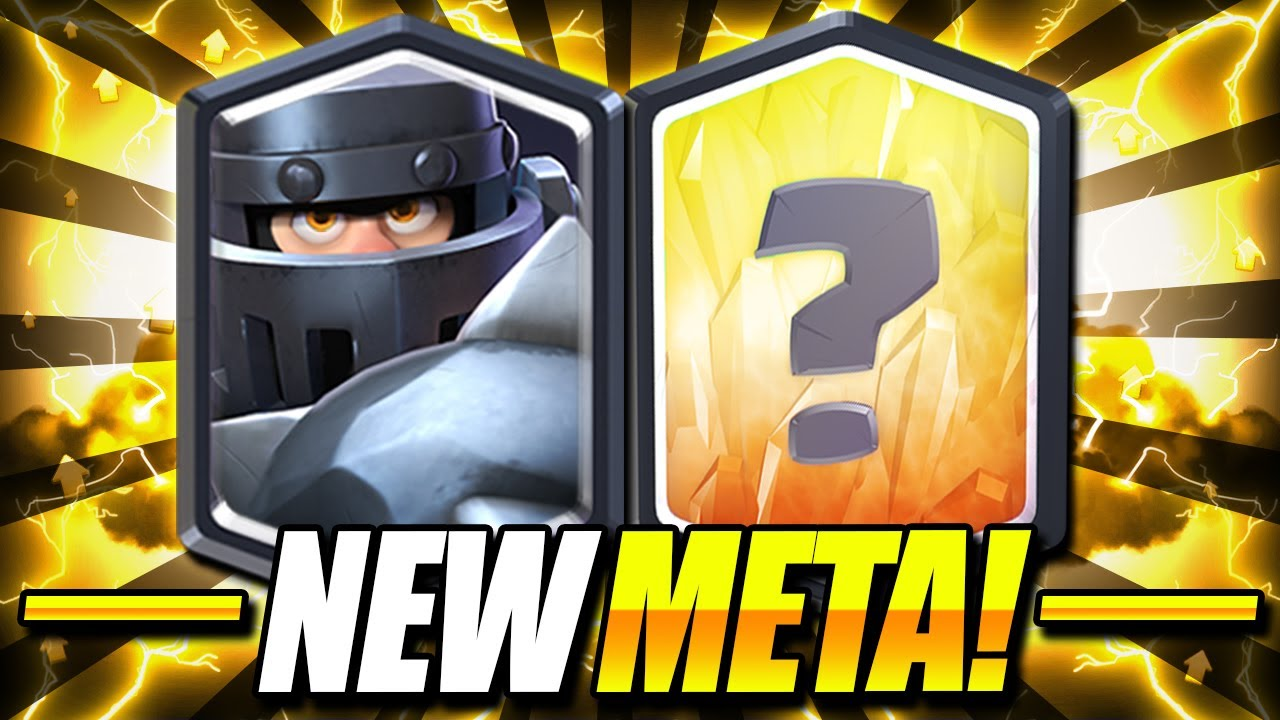 UNDEFEATED DECK! NEW META MEGA KNIGHT COMBO IS TAKING OVER!! Clash Royale Mega Knight Deck