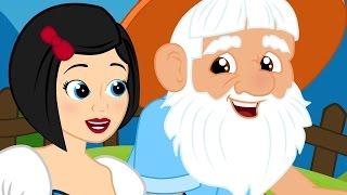 Pamuk Prenses ve Yedi Cüceler ile Tonton Dedenin Çiftliği çizgi film çocuk şarkısı | Adisebaba Masal