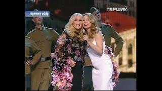 Таисия Повалий, Тина Кароль, Руслана, Злата Огневич и др. - Києве мій (2013)