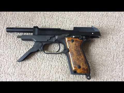 Beretta 93R Replica