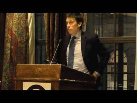 Rory Stewart MP - CPS Ruttenberg Lecture 2015