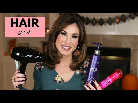 hair-q-&-a-|-tips,-tricks-+-products