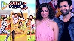 Kartik Aaryan | Kirti Kharbanda | Guest iin London | Full Interview | Ajay Devgn