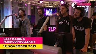 Cazz Major & Puinhoop Kollektiv doen Partjes live | Bij Igmar