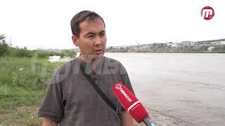 Gambar cover Управление ГО и ЧС города: информация о надвигающемся вале воды не подтверждается