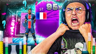Ich ziehe MBAPPE im 2 SPIELER PACK Pack Experiment 😱 Pack Opening FIFA 21 Ultimate Team