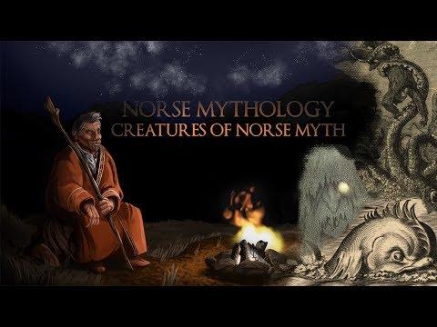 Norse Mythology - The Creatures of Norse Myth