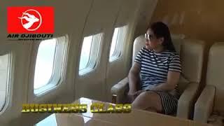 AIR DJIBOUTI Publicite