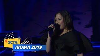 Luarr Biasa!! Penampilan Prilly Latuconsina Menyanyikan Lagu Boneka Abdi di Panggung IBOMA 2019