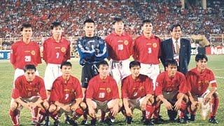 Đội tuyển Việt Nam qua 6 lần tham dự AFF Cup (1996-2007)