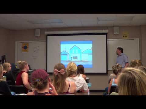 Alastair McIntosh College of Charleston April 2018 classroom visit