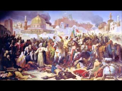 History Of The Siege of Jerusalem in 1099