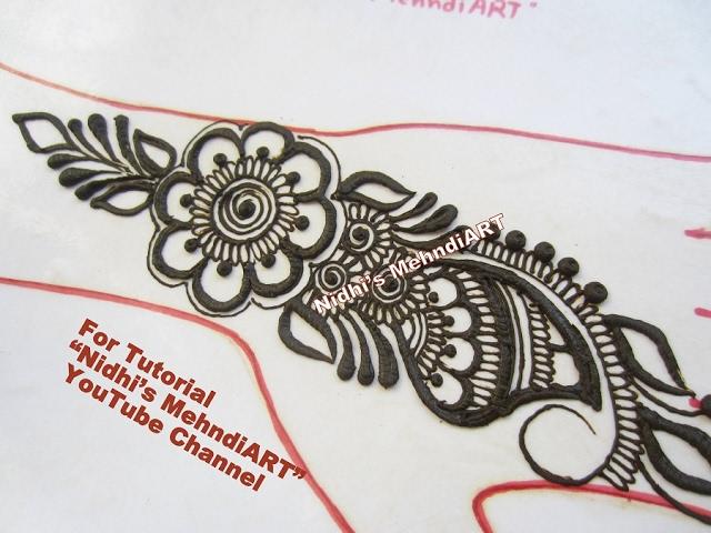 Diy Arabic Mehndi Designs For Practice For Beginners Henna Tattoo Designs Tutorials Youtube,Cute Wedding Indian Lehenga Designs For Girls Wedding