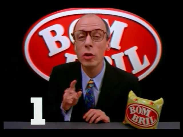 Comercial BOMBRIL - número que não muda: 1001 utilidades