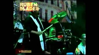 Ruben Blades video Promocional