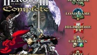 видео герои меча и магии 3 прохождение
