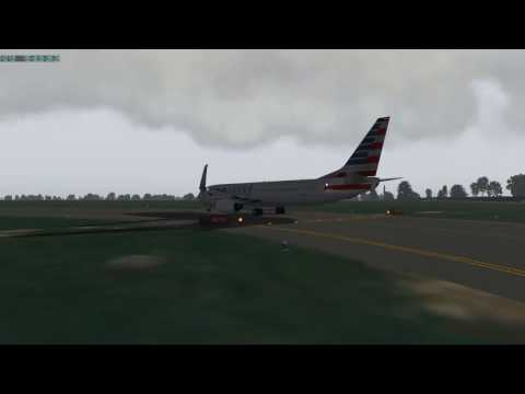X-plane 11 engine failure