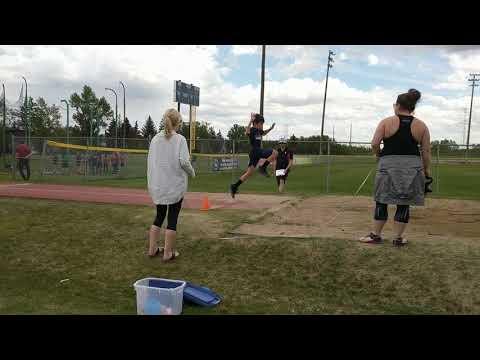 Sean Long Jump 2019-06-06