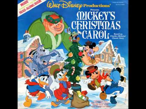 The Disney Studio Holiday Chorus - What a Merry Christmas Day!